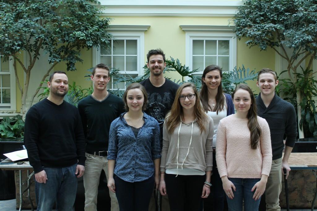 2014 Lab Team